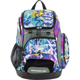speedo Teamster Backpack L, multi/blue